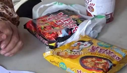 Simak Nih, Reaksi BPOM soal Mi Samyang Mengandung Babi - JPNN.COM