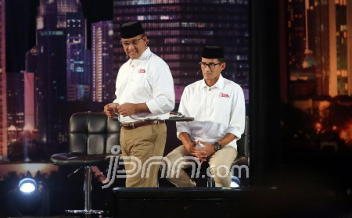 Catat, Tiga Eks Pimpinan KPK Pilih Dukung Anies-Sandi