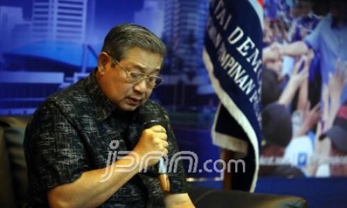 PSI Minta SBY Berhenti Bermain Sinetron
