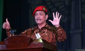 Jujur Saja, Pak Luhut Lebih Mengenal Prabowo ketimbang Jokowi - JPNN.COM
