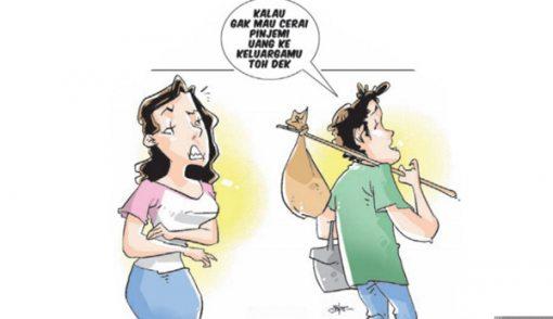 Karena Uang, Suami pun Minggat Tinggalkan Istri - JPNN.COM