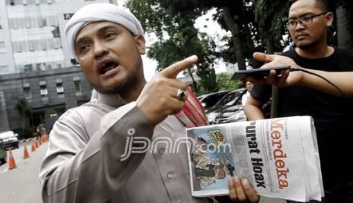 Habib Novel: Alumni 212 Bersedia Pilih Jokowi, Asalkan... - JPNN.COM