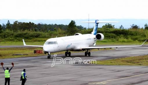 Akan Diresmikan Jokowi, Silangit jadi Bandara Internasional - JPNN.COM