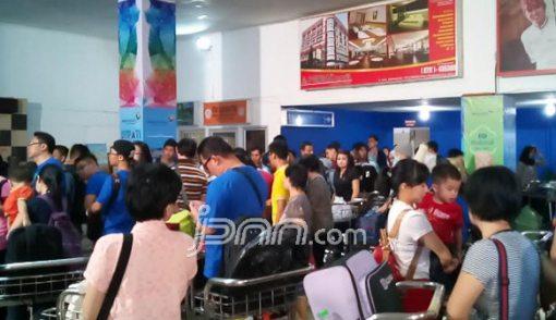Keren! Bandara Adisutjipto Suguhkan Bahasa Jawa dalam Penyampaian Informasi - JPNN.COM