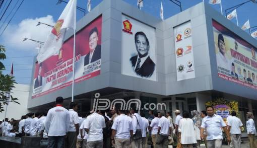Politikus Hanura Kerahkan 300 Orang ke Acara Gerindra - JPNN.COM
