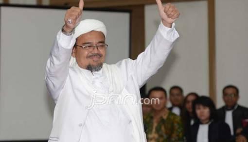 Facebook juga Blokir Fan Page Habib Rizieq - JPNN.COM