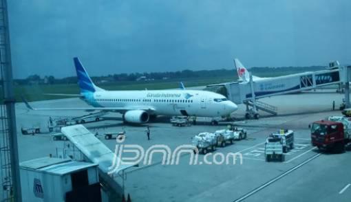 Garuda Indonesia dan Sriwijaya Air Jalin Kerja Sama - JPNN.COM