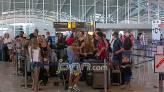 Lebaran, Trafik Penumpang Bandara Ngurah Rai Tertinggi - JPNN.COM