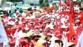 Ribuan Bidan Desa PTT Kembali Turun ke Jalan - JPNN.COM