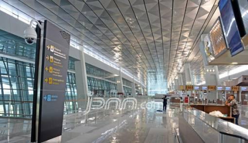 Heboh Bandara Soetta Dijual Hanya di Twitter Kok - JPNN.COM