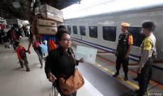 Petak Jalan Rel Antara Losari - Tanjung Sudah Bisa Dilalui - JPNN.COM