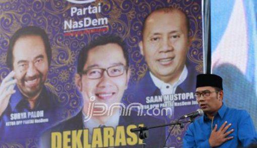 Gerindra: Kami Tak Mungkin Mengusung Kang Emil - JPNN.COM