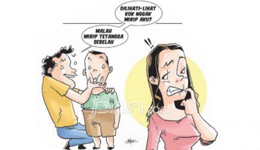 Usai Tahlilan 100 Hari Suami, Terpergok di Kamar Bareng Tetangga - JPNN.COM