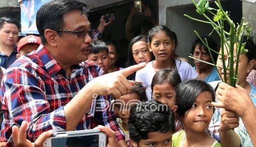 Ahok Dituntut Satu Tahun Penjara, Djarot: Beliau Sabar dan Tangguh - JPNN.COM
