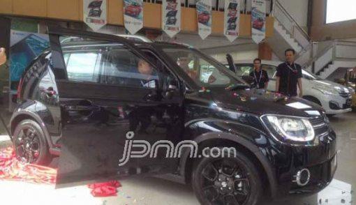 Suzuki Ignis Ditarget Terjual 30 Unit per Bulan - JPNN.COM