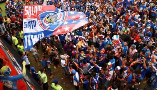 Arema FC Jeblok, Bagian Anomali Liga 1 - JPNN.COM