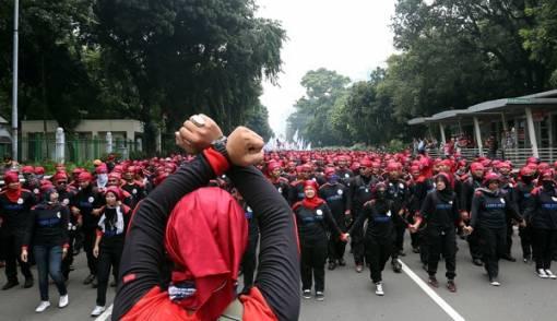 May Day, Ada Layanan Servis dan Ganti Oli Gratis Untuk Buruh
