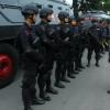 300 Personel Brimob dari Sumsel dan Jatim Perkuat Pasukan di Papua Barat - JPNN.COM
