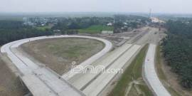 Tak Lama Lagi, Jalan Tol Trans Sumatera Bakal Diresmikan - JPNN.COM