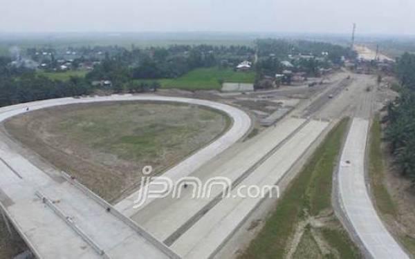 3 Ruas Jalan Tol Trans Sumatera Bisa Dilalui Pemudik - JPNN.com
