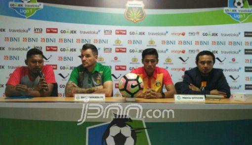 Bhayangkara FC Incar Cleansheet Saat Jamu Semen Padang - JPNN.COM