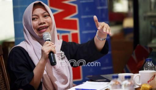 Simak nih Omongan Mbak Titi soal Potensi Golput di Pemilu 2019 - JPNN.COM