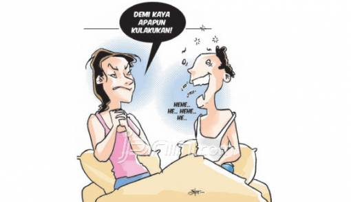 Pengin Cepat Kaya, Pelihara Pesugihan, Syaratnya Bercinta Bareng Pria - JPNN.COM