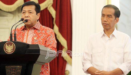Setnov Disangka Korupsi, Golkar Tetap Konsisten Dukung Jokowi - JPNN.COM