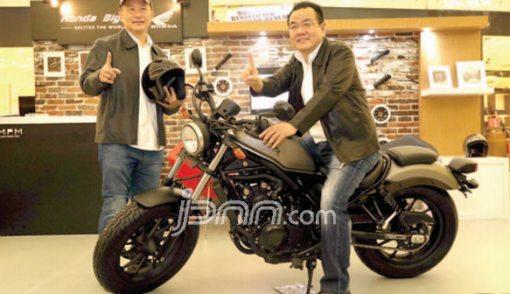 Honda Masih Kuasai Segmen Sport - JPNN.COM