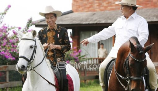 Jokowi Berpeluang Berpasangan dengan Prabowo, Anda Setuju? - JPNN.COM