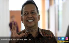 Soetrisno Bachir Datang, Dukungan Warga Muhammadiyah ke Jokowi Naik 10% - JPNN.COM