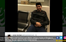 Saat Ustaz Solmed Ditahan, April Jasmine Sempat Menyesal - JPNN.com