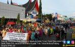 Kapolres Solok Kota Diganti, Warga Gelar Aksi Simpati - JPNN.COM