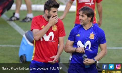 Skuat Spanyol ke Piala Dunia 2018 Penuh Kejutan