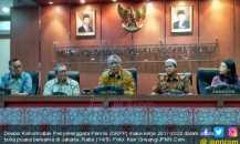 DKPP Berhentikan Delapan Penyelenggara Pemilu Sulsel