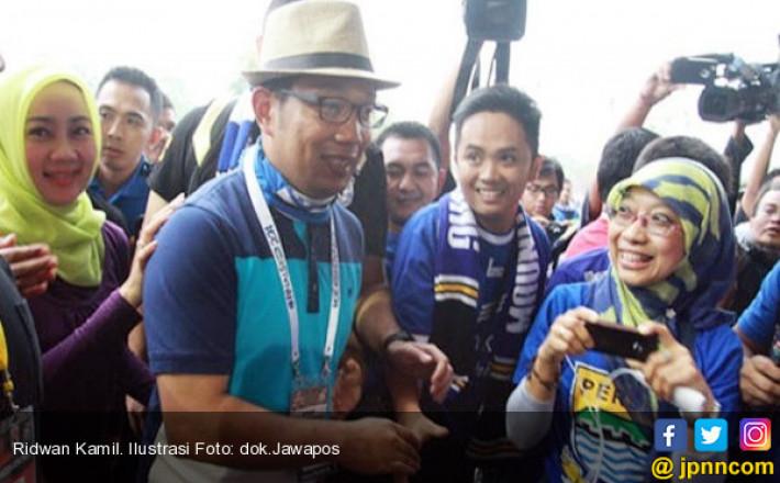 Kang Emil Ingin Bebas Memilih Pendamping di Pilgub Jabar