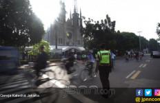 Gereja Katedral Wujudkan Toleransi Beragama Ketika Salat Id - JPNN.com
