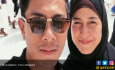 Suami Nina Zatulani Rasakan Pesawat Wings Air Goyang - JPNN.COM