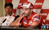 Di Balik Kegagalan Andrea Dovizioso di MotoGP Australia - JPNN.COM