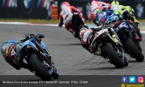 MotoGP Jerman Terancam Batal Digelar, Kok Bisa?