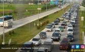 Pintu Tol Biang Kemacetan Arus Mudik Lebaran 2018 - JPNN.COM