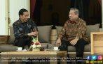 Lewat AHY, SBY Titip Salam dan Doakan Jokowi - JPNN.COM