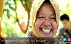 Risma: Lingkungan Surabaya Membaik, Perekonomian Warga Naik - JPNN.COM