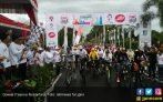 Ribuan Peserta Ramaikan Gowes Pesona Nusantara di Madiun - JPNN.COM