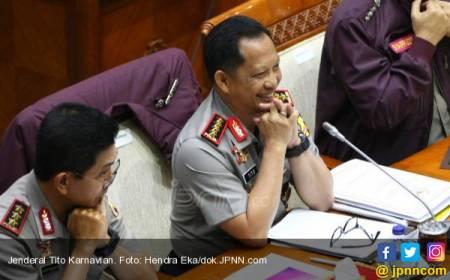 Tito Pastikan Pilkada Serentak Aman