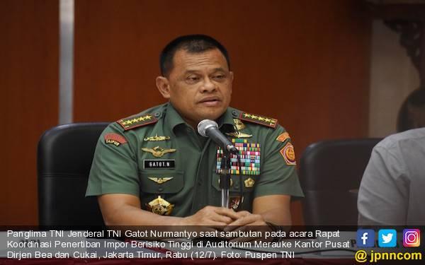 Panglima TNI: Impor Berisiko Tinggi Berdampak Bagi Ekonomi dan Penerimaan Negara - JPNN.com