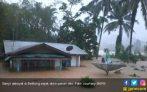 Banjir Dahsyat Melanda Belitung, Buaya Ganas Mulai Masuk Perkampungan - JPNN.COM