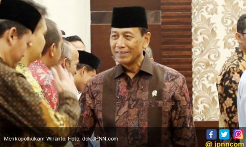 Pak Wiranto Pastikan Pati Polri Tak Akan Jadi Pj Gubernur