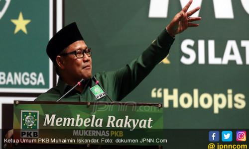Kerja Politik Cak Imin Moncer, Elektabilitas PKB Meroket