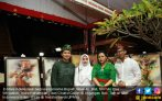 Eddies Adelia Kagumi Keragaman Budaya Tabanan - JPNN.COM
